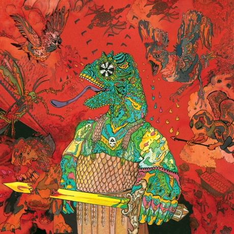 5. King Gizzard & the Lizard Wizard - 12 Bar Bruise