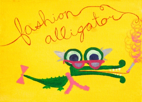 Fashion Alligator