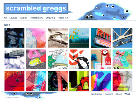 scrambled greggs